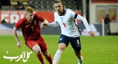 منتخب إنجلترا يشكو من غياب هندرسون وسترلينج