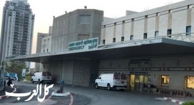 بئر السبع: اصابة عامل بجراح متوسطة اثر سقوطه بمصنع