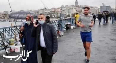 تركيا تسجل أثقل حصيلة إصابات بكورونا