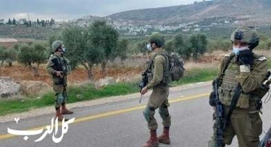 الجيش الإسرائيلي: احباط عملية قرب المغير