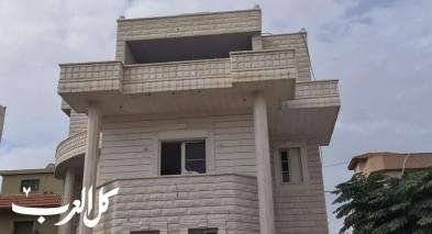 كفرقاسم: شبح الهدم يهدد منزل علاء عودة