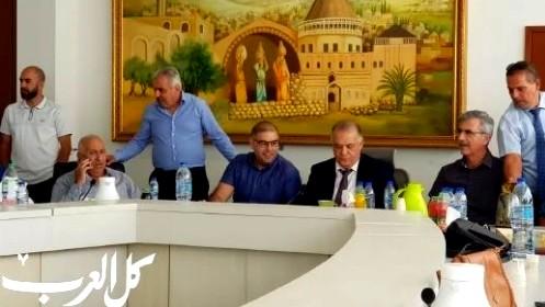 جبهة الناصرة: ندعو سلام للكف عن خطابه