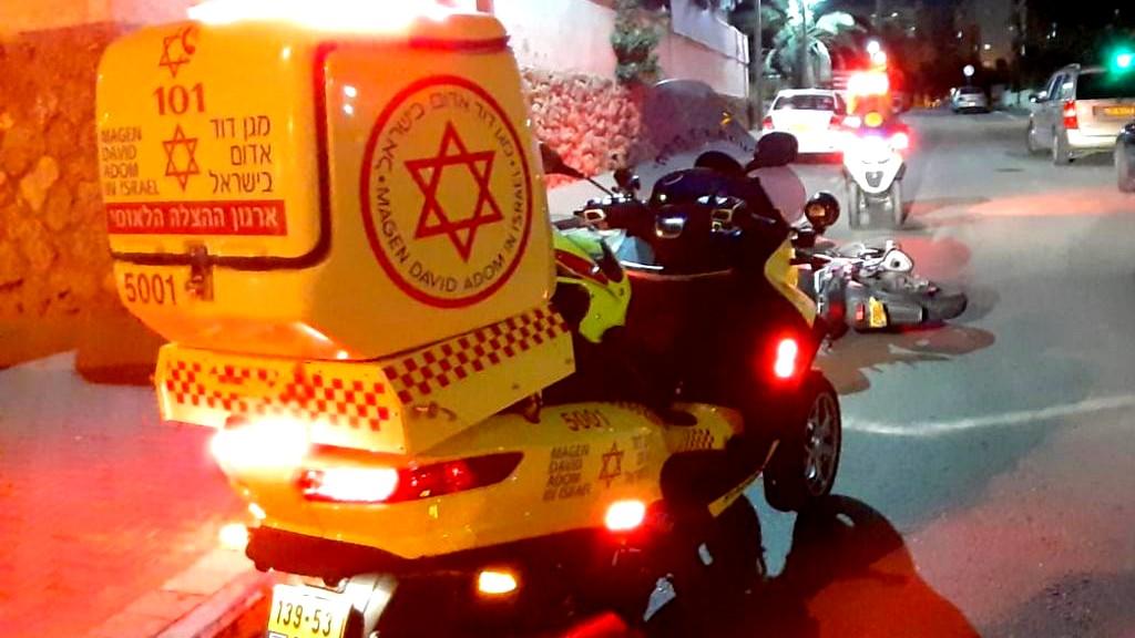 وادي عارة: إصابة شاب إثر حادث طرق ذاتي