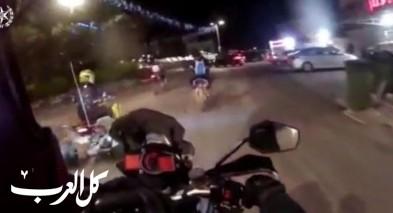 ضبط سائقي دراجات نارية في كفرقرع ودبورية بدون رخص