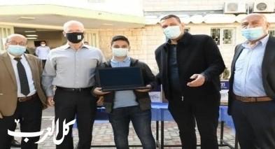 وزير التّربية غالانت يزور يافة الناصرة