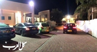 كفرقرع: توافد المواطنين لمحطة فحص كورونا
