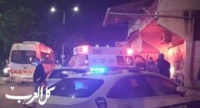 شفاعمرو: إصابة شابين جرّاء إطلاق رصاص