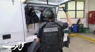 كفارسابا: القاء قنبلة على مكاتب دون اصابات