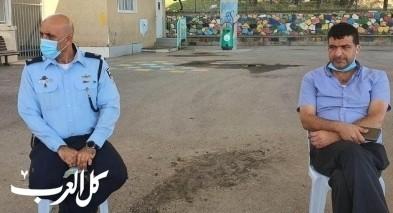قائد شرطة مجد الكروم: لن نتهاون بالإغلاق