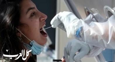 8958 اصابة نشطة بفيروس كورونا في اسرائيل
