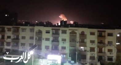 مصدر عسكري سوري: قصف إسرائيلي باتجاه جنوب دمشق