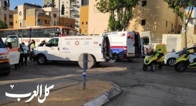 القدس: اصابة عامل بجراح متوسطة اثر سقوطه بورشة بناء