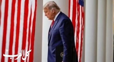 ترامب يضع شرطا وحيدا لمغادرة البيت الأبيض
