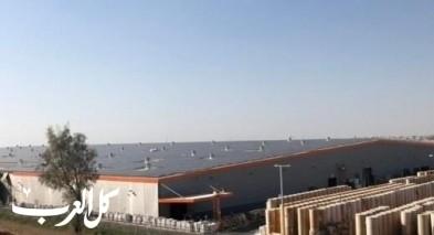 رهط: إصابة عامل في مصنع كرغال
