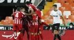 أتلتيكو مدريد يخطف الفوز من فالنسيا ويهدد الريال