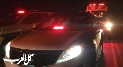 كفرقرع: إصابة شاب بجراح جرّاء تعرضه لإطلاق نار