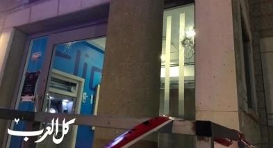 جديدة المكر: اعتقال مشتبه بإطلاق رصاص على البنوك