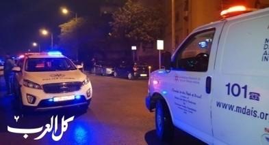 مواطن من عراد يطلق النار على مشتبه اقتحم سيارته