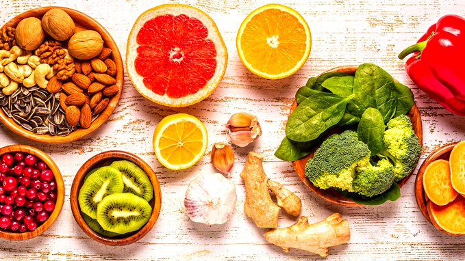 اليكم الأطعمة الشتوية التي تزود الجسم بالكالسيوم