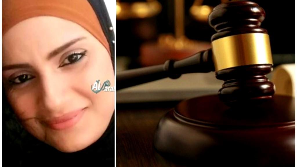 ادانة سعيد أبو سراري من يافا بقتل شقيقته