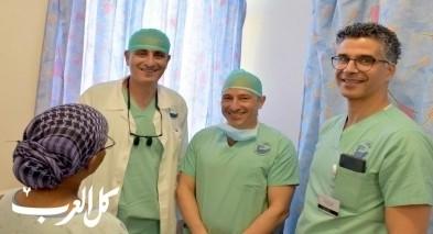 بوريا| عملية جراحية لترميم الجدار المخاطي للخد