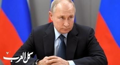 روسيا: بوتين يوجّه ببدء حملة تطعيم جماعي