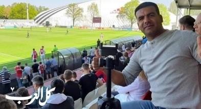 يوسف جمال يعود لطاقم الوحدة كفرقاسم