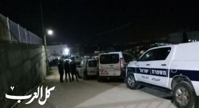 اعتقال شاب من الشيخ دنون بشبهة اطلاق النار على منزل