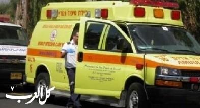 سقوط طائرة تابعة لشركة الكهرباء في منطقة الجليل