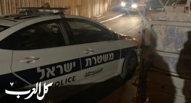 الشيخ دنون: اعتقال 3 شبان بشبهة اطلاق النار