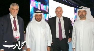 دبي: مدير عام بنك هبوعليم يشارك في GITEX