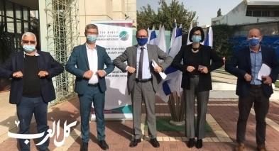 سفير الاتحاد الاوروبي في مؤتمر عربي-يهودي