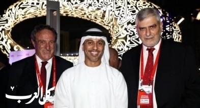 افتتاح المؤتمر الاقتصادي لإسرائيل والامارات في دبي