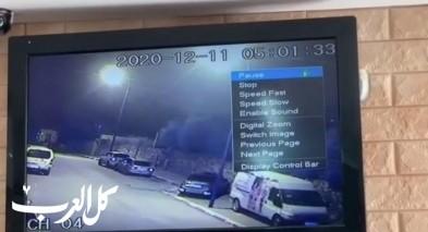 الشرطة: خلفية ثقب اطارات سيارات في الطيبة هي جنائية