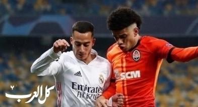 تألق لوكاس فاسكيز مع ريال مدريد لم يغب