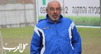 الإداري المجرب إبراهيم نجيدات ينهي عمله مع م.عرب النجيدات