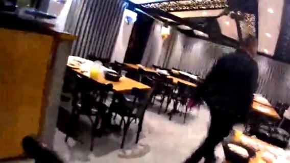 فيديو  يافا: إغلاق مطعم خرق أنظمة الصحّة