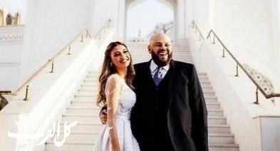 بالصور| حفل زفاف ميار الغيطي بالجونة