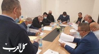 بستان المرج يصادق على ميزانية المجلس لسنة 2021