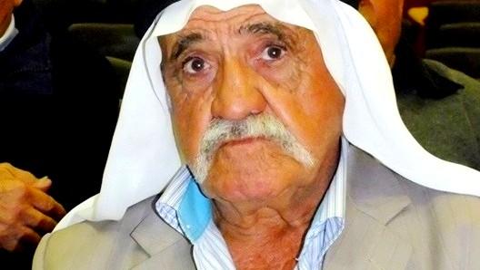 مجد الكروم: وفاة الحاج نجيب علي ذيب