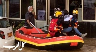 الإطفاء والإنقاذ: توجيهات للجمهور عشية المنخفض الجويّ