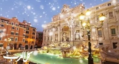 أفضل الانشطة عند زيارة روما في الشتاء
