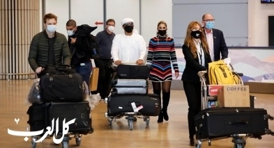 245 مسافر مصابين بالكورونا منذ مطلع الشهر