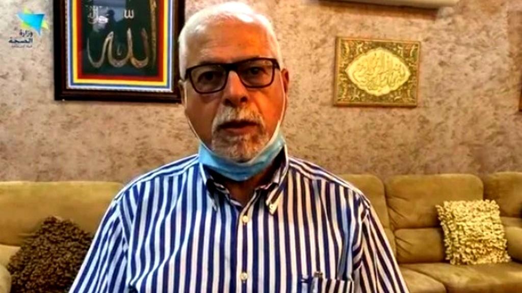 بروفيسور بشارات ينضم الى طاقم الطوارئ في بلدية الناصرة