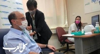 بدء حملة التطعيم في مستشفى سوروكا