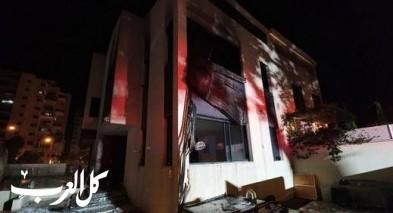 ريشون لتسيون: اندلاع حريق داخل منزل