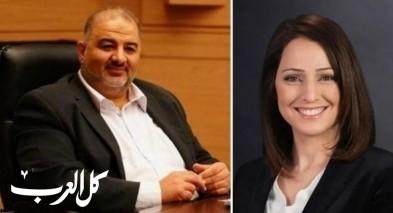 مريح: نتنياهو استخدم منصور عباس كالدّمية
