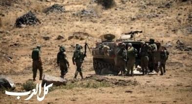 الجيش الإسرائيلي يعزز قواته في الضفة الغربية