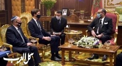 إسرائيل والمغرب توقعان على أربع اتفاقيات لتعزيز العلاقات