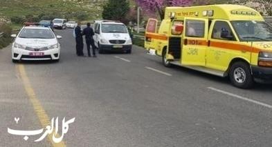 مصرع شخص في حادث طرق على شارع 65